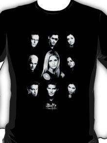 Buffy Cast T-Shirt