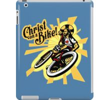 Christ on a Bike iPad Case/Skin