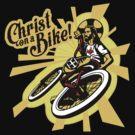 Christ on a Bike by AngryMongo