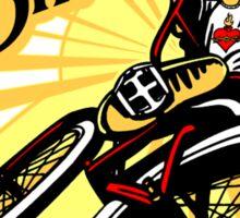 Christ on a Bike Sticker