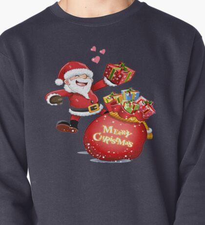 Grinches-Santa-T-Shirt Pullover