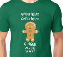 Gingerbread Unisex T-Shirt