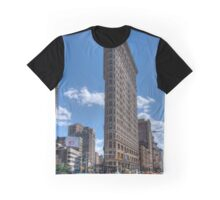 The Flat Iron Building Graphic T-Shirt