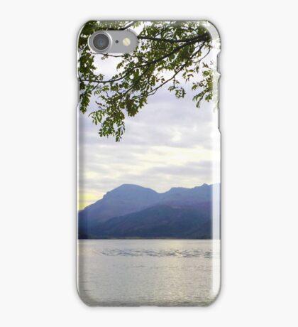 Ennerdale Water, Lake District National Park, UK iPhone Case/Skin