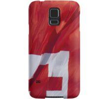 Waving Flag of Tonga From 2014 Winter Olympics Samsung Galaxy Case/Skin