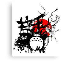 Japan Spirits Canvas Print
