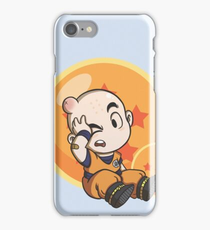 KRILLIN iPhone Case/Skin