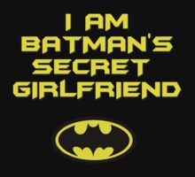 I am Batman's secret girlfriend by River-Pond