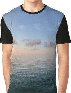 Gulf sunset Graphic T-Shirt