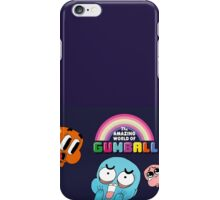 amazing world of gumball case  iPhone Case/Skin