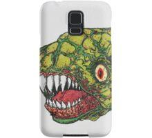 water monster Samsung Galaxy Case/Skin