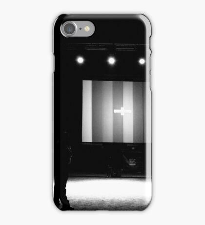 Solo scene  iPhone Case/Skin