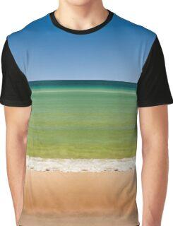 Gulf Impression Graphic T-Shirt