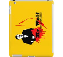 Mr. Wolf iPad Case/Skin
