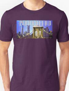 Mahattan Unisex T-Shirt