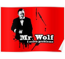Mr. Wolf Poster