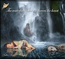 The waterfall of love by NadineMay