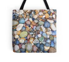 126 Samos Stones  Tote Bag