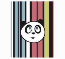 Panda Retro Kids Clothes