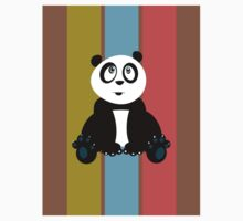Panda Retro 2 Kids Clothes