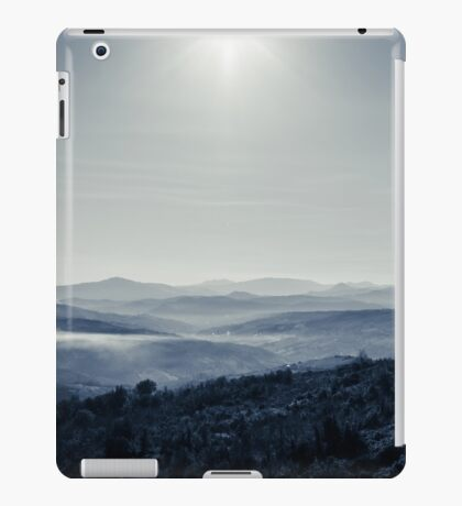 To a peaceful valley iPad Case/Skin