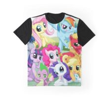 MLP Graphic T-Shirt