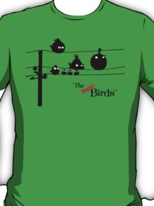 Hitchcock´s The angry Birds T-Shirt