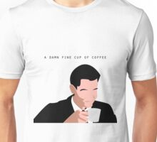 A Damn Fine Cup of Coffee Unisex T-Shirt