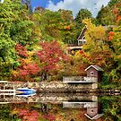 Home On The Lake by Kathy Baccari