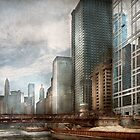 City - Chicago, IL -  Building a new city by Mike  Savad
