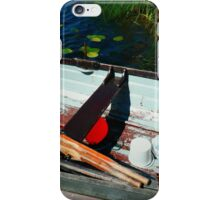 Waiting for the Fisherman iPhone Case/Skin