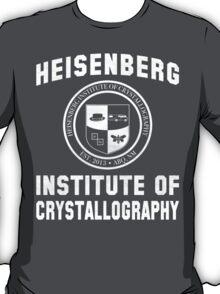 Heisenberg Institute of Crystallography - Breaking Bad T-Shirt
