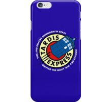 Tardis Express iPhone Case/Skin