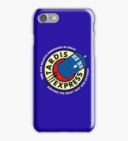 Tardis Express iPhone Case/Skin