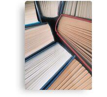 Books Metal Print