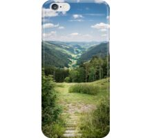 Vosges Mountains iPhone Case/Skin