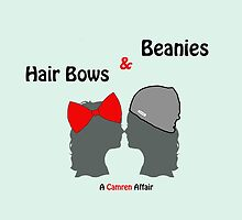 Hair Bows and Beanies by TayloredHearts