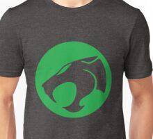 Logo Green Cat Unisex T-Shirt