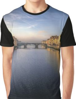 Florence Italy in Tuscany Graphic T-Shirt