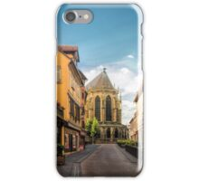 Saint Martin Church, Colmar iPhone Case/Skin