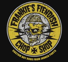 Frankie's Fiendish Chop Shop by HeartattackJack