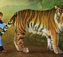 the parable of Kishi and the tiger by R Christopher  Vest