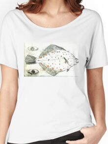 Fish Face 2 Women's Relaxed Fit T-Shirt