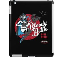 Bloody Bettie iPad Case/Skin