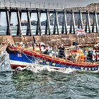 Whitby's Old Lifeboat, RNLI Mary Ann Hepworth by © Steve H Clark