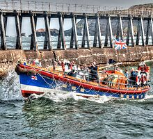 Whitby's Old Lifeboat, RNLI Mary Ann Hepworth by © Steve H Clark Photography
