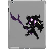 Void Fizz - League of Legends - Black iPad Case/Skin