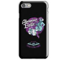 Abomina Belle  iPhone Case/Skin