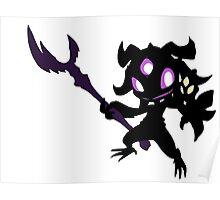 Void Fizz - League of Legends - Black Poster