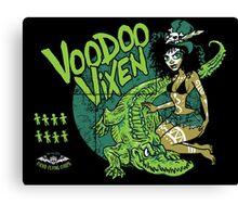 Voodoo Vixen Canvas Print